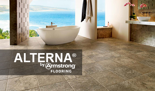 Armstrong Alterna | Wecker's Flooring Center.