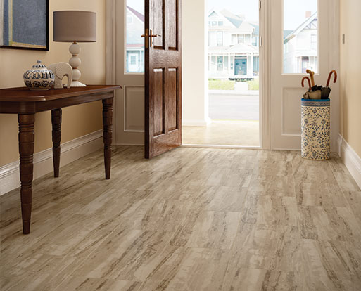 Premium tile and stone selections available at Wecker's Flooring Center in York.